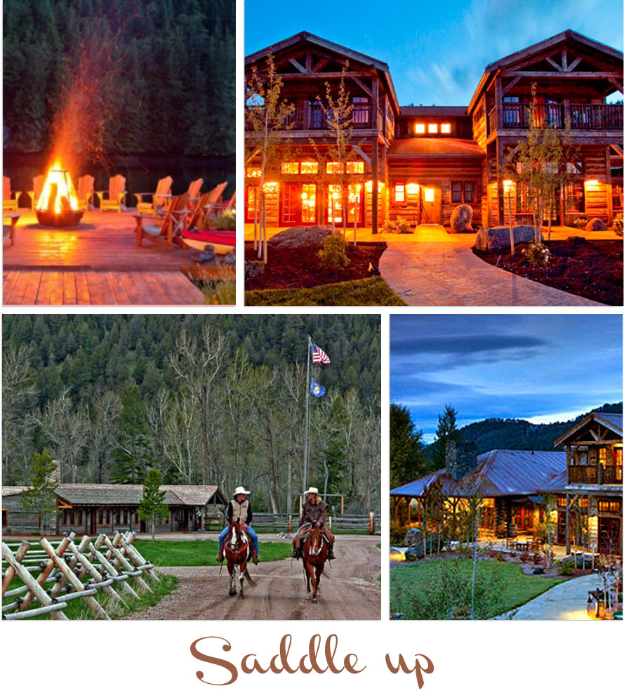 The Ranch at Rock Creek, Bonfire, Montana, Rustic Honeymoon, Montana Honeymoon, Ranch Honeymoon, Rustic Ranch Vacation, Horseback riding
