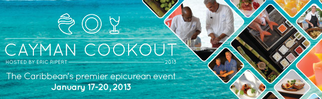 Cayman Cookout, Epicurean Event, The Ritz Carlton Grand Cayman, Caribbean, Luxury Honeymoon, Top Honeymoon Destinations